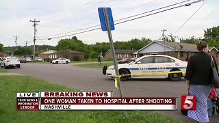 Pregnant Woman Injured In Drive-By Shooting - Video