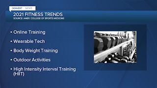 Fitness trends to expect in 2021