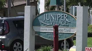 Cape Coral Assisted Living Facilities still without power - Video