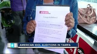 American Idol Auditions - Video