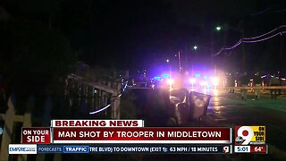 OSHP: Trooper, suspect hurt in trooper-involved shooting in Middletown