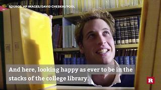 Prince William was a total stud in college | Rare People - Video
