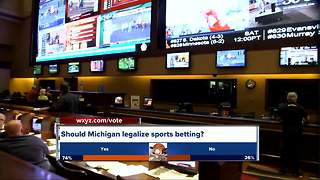 Legal sports betting coming soon to several states - Video