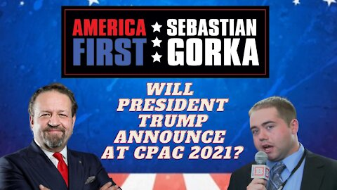 Will President Trump announce on Sunday? Matt Boyle with Sebastian Gorka on AMERICA First