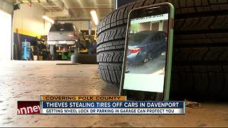 Polk County thieves are targeting your wheels - Video