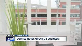 Curtiss Hotel offers a stylish view of WNY - Video