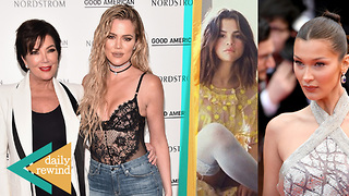 Khloe FURIOUS With Kris Jenner! Selena Gomez Sends Bella Hadid A WARNING! | DR