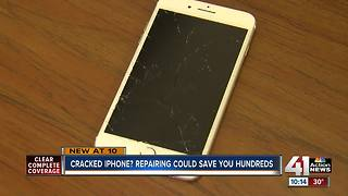 What to know before fixing your cell phone - Video