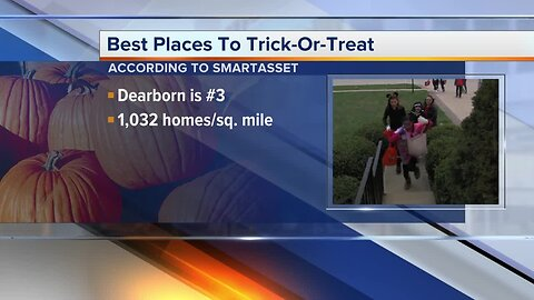 Dearborn among the best places to trick or treat nationally