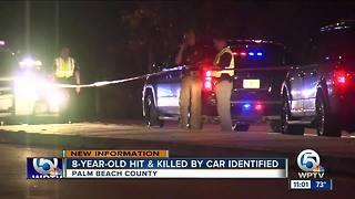 Boy, 8, identified after being hit, killed by vehicle - Video