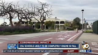 CSU classes may be online only for fall semester