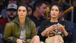 Kendall Jenner & Bella Hadid ANGER Fans Over Stolen Photo for THIS Reason