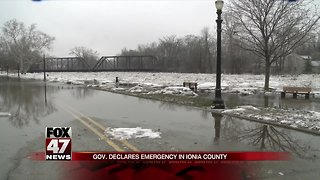 Gov. Whitmer declares state of emergency in Ionia County
