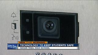 Rare look inside Kenosha school safety measures