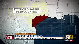 Preparing for Harvey - Video