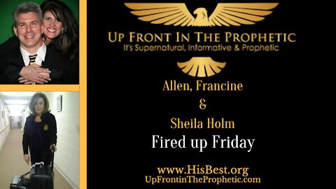 Fired up Friday..A lot is Going On!