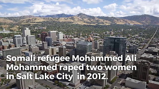 Refugee Rapist Gets Probation - Video