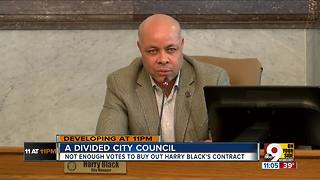 City council divided over mayor-manager feud