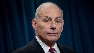 Chief Of Staff John Kelly Will Soon Leave The White House