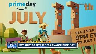 Two small steps to get ahead on Amazon Prime Day