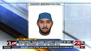Kidnapping suspect caught