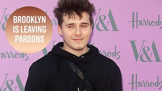 Brooklyn Beckham drops out of college after one year - Video
