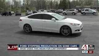 Claycomo plant continues production despite reduction in car models - Video