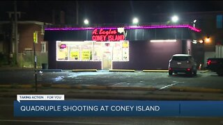 3 killed in shooting at restaurant on Detroit's west side