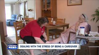 CAREGIVER STRESS - THE WARNING SIGNS