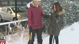 Shoveling Safely: Advice for an Intense Injury-Free Winter Workout - Video