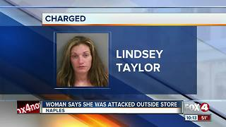 Woman Says She was Attacked by Stranger - Video