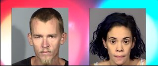 North Las Vegas father, girlfriend accused in toddler death