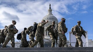 FBI Vetting All 25,000 Troops In D.C. For Inauguration