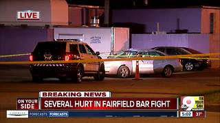 El Centenario Night Club: Fight at Fairfield nightclub sends 5 people to hospital, leaves one shot - Video