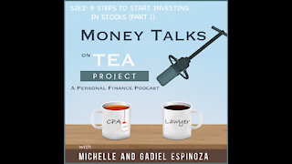 S2E2: 9 Steps to Start Investing in Stocks Today!