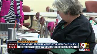 Gov. Matt Bevin will end Kentucky's Medicaid expansion if courts prohibit his work requirements - Video