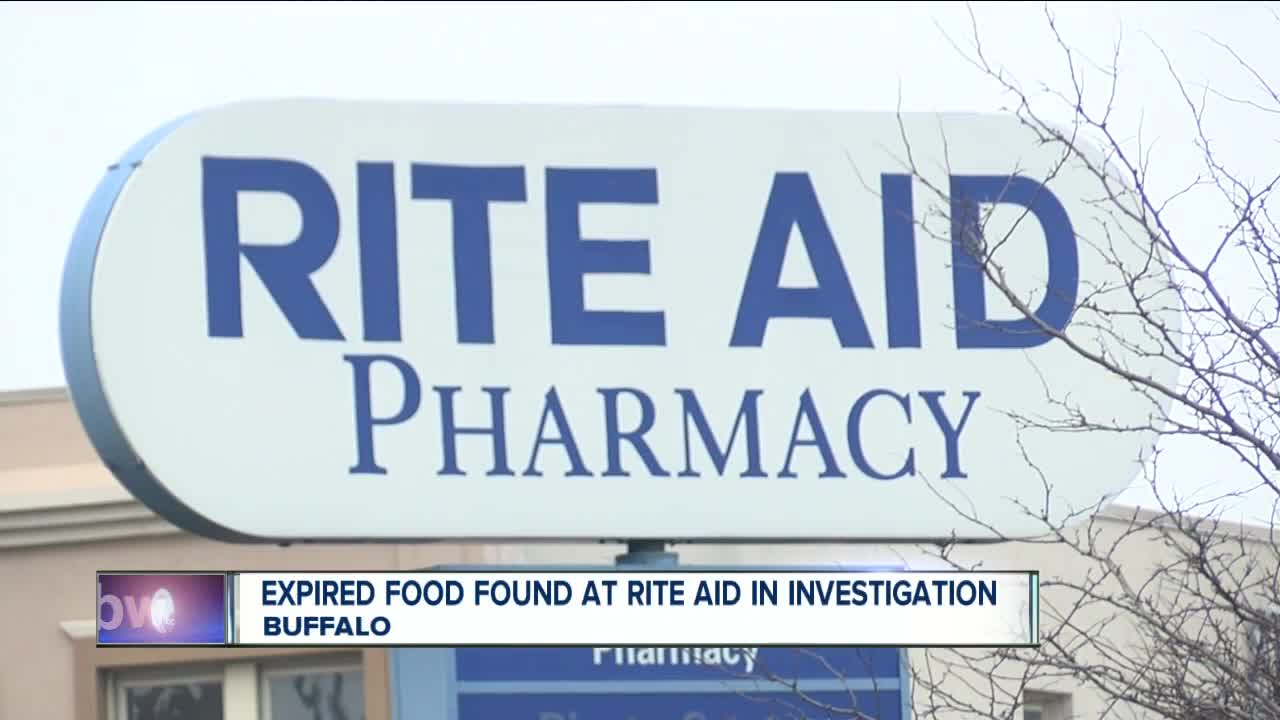 UFCW says Rite Aid is selling out-dated foods
