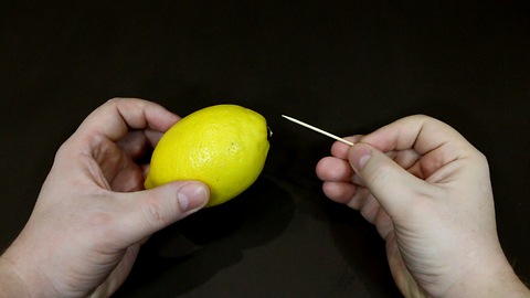 One simple lemon hack for kitchen