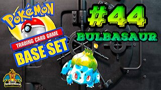 Pokemon Base Set #44 Bulbasaur | Card Vault