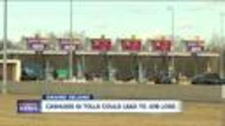 Cashless tolls could mean job loss for toll workers on Grand Island - Video