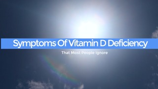 15 Symptoms Of Vitamin D Deficiency That Most People Ignore - Video