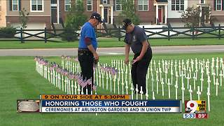 Honoring those who fought - Video