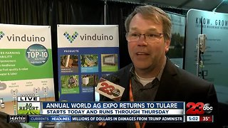 Technology at World Ag Expo