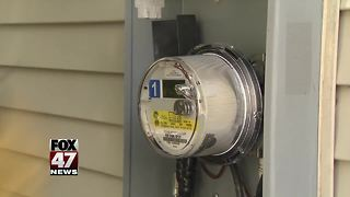 Woman charged with taking off smart meter - Video