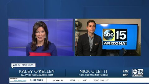 Full Show: ABC15 Mornings | July 3, 6am