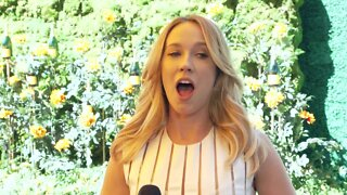 Actress Anna Camp Issues Stark Warning On CoronaVirus