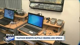 How Variety telethon dollars are used at Buffalo Hearing and Speech