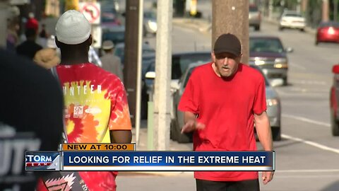 Heat makes big events stickier than ever