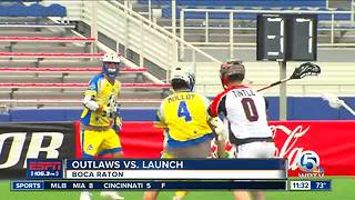 Launch crush Outlaws