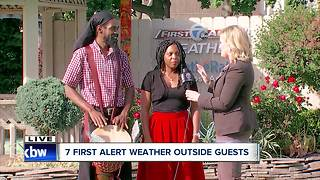 Weather Guests 06/12 - 5:30pm - Video